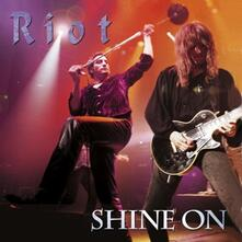 Shine on (Digipack) - CD Audio + DVD di Riot