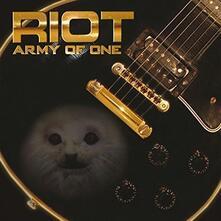 Army of One (Digipack) - CD Audio di Riot