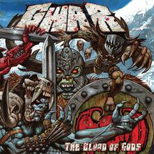 The Blood of Gods (Silver Vinyl Limited Edition) - Vinile LP di Gwar