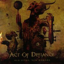 Old Scars, New Wounds - Vinile LP di Act of Defiance