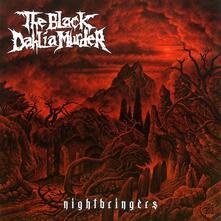 Nightbringers (Digipack + Bonus Track) - CD Audio di Black Dahlia Murder