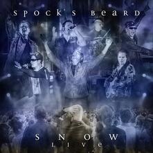 Snow Live (Artbook Limited Edition) - CD Audio + Blu-ray + DVD Audio di Spock's Beard
