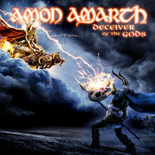 Deceiver of the Gods (Blue Vinyl Limited Edition) - Vinile LP di Amon Amarth