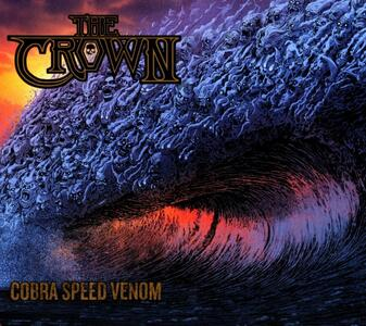 Cobra Speed Venom - Vinile LP di Crown