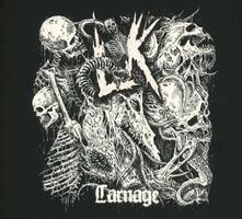 Carnage (Digipack Limited Edition) - CD Audio di Lik