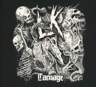 Carnage - Vinile LP di Lik