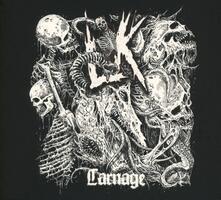 Carnage (Limited Edition) - Vinile LP di Lik