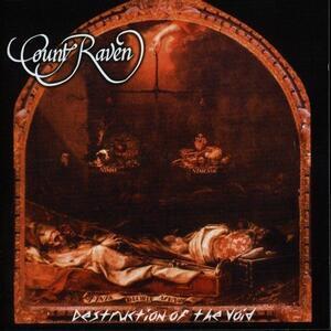 Destruction of the Void - Vinile LP di Count Raven