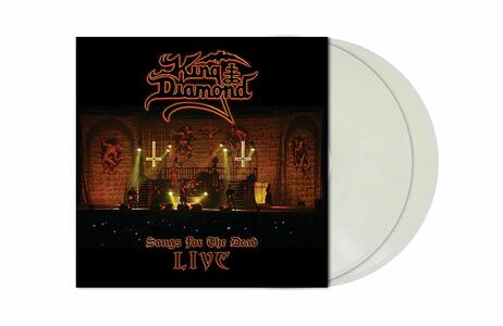 Songs for the Dead Live - Vinile LP di King Diamond