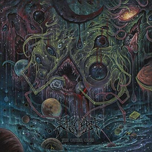 The Outer Ones - Vinile LP di Revocation