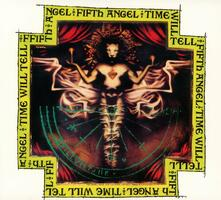 Time Will Tell (White Vinyl Limited Edition + Poster) - Vinile LP di Fifth Angel