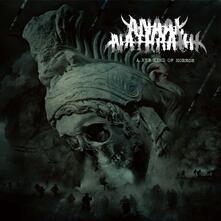 A New Kind of Horror - CD Audio di Anaal Nathrakh