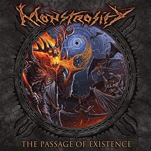 Passage of Existence - Vinile LP di Monstrosity