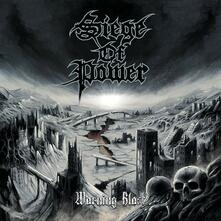 Warning Blast (Limited Edition) - Vinile LP di Siege of Power
