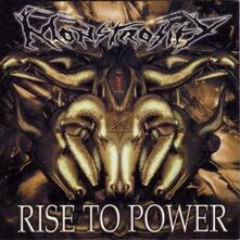 Rise to Power - CD Audio di Monstrosity
