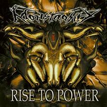 Rise to Power (Coloured Vinyl) - Vinile LP di Monstrosity