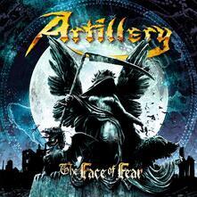 The Face of Fear (Coloured Vinyl) - Vinile LP di Artillery