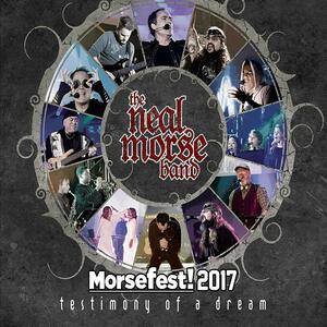 Morsefest 2017. Testimony of a Dream - CD Audio + DVD di Neal Morse