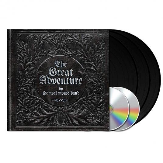 The Great Adventure - Vinile LP + CD Audio di Neal Morse - 2