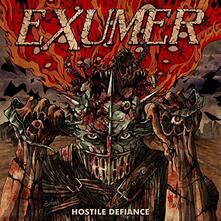 Hostile Defiance - Vinile LP di Exumer