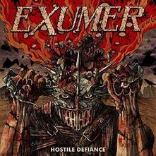 Hostile Defiance - CD Audio di Exumer