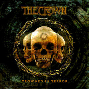 Crowned in Terror - Vinile LP di Crown
