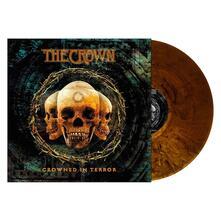 Crowned in Terror (Coloured Vinyl) - Vinile LP di Crown