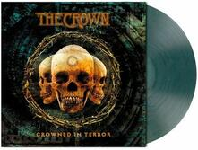 Crowned in Terror (Coloured Vinyl) - Vinile LP di Crown
