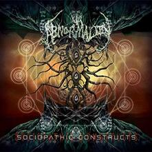 Sociopathic Constructs - CD Audio di Abnormality