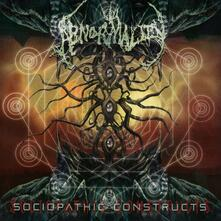 Sociopathic Constructs (Coloured Vinyl) - Vinile LP di Abnormality