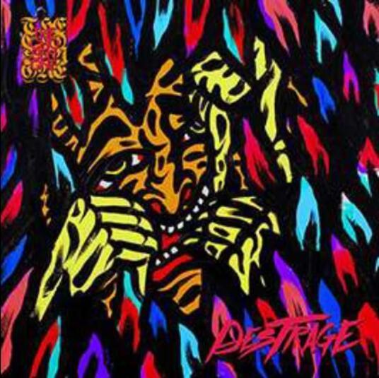 The Chosen One (Limited Pink & Blue Coloured Vinyl Edition) - Vinile LP + CD Audio di Destrage
