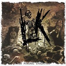 Mass Funeral Evocation - CD Audio di Lik
