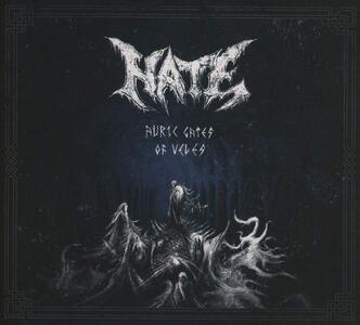 CD Auric Gates of Veles Hate