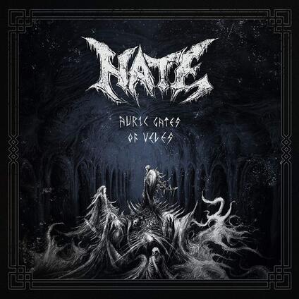 Auric Gates of Veles (Limited Edition) - Vinile LP di Hate