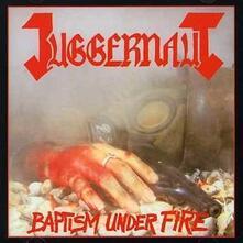 Baptism Under Fire (Coloured Vinyl) - Vinile LP di Juggernaut