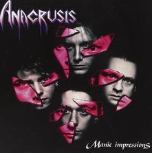 Manic Impressions - CD Audio di Anacrusis