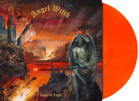 Angel of Light (Orange Coloured Vinyl) - Vinile LP di Angel Witch - 2