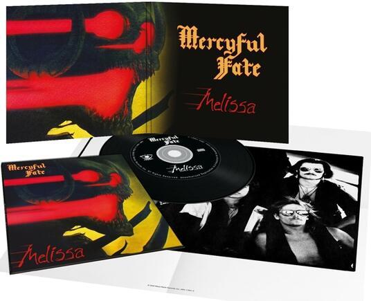 Melissa - Vinile LP di Mercyful Fate