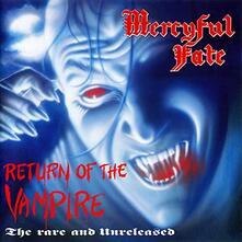 Return of the Vampire (Violet Blue Coloured Vinyl) - Vinile LP di Mercyful Fate