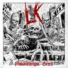 Misanthropic Breed - Vinile LP di Lik