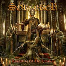 Lamenting of the Innocent (Ochre Brown Coloured Vinyl) - Vinile LP di Sorcerer
