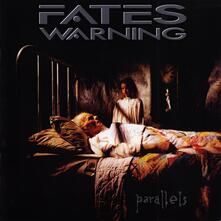 Parallels (Coloured Vinyl Limited Edition) - Vinile LP di Fates Warning