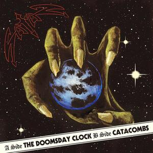 The Doomsday Clock - Catacombs - Vinile LP di Satan