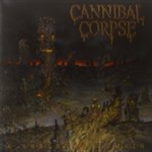 Vinile A Skeletal Domain - Bronze Metallic Cannibal Corpse
