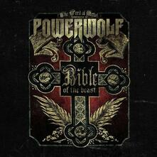 Bible of the Beast (Limited Edition) - Vinile LP di Powerwolf