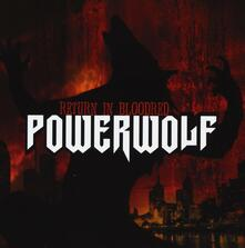 Returned in Bloodred (Limited Edition) - Vinile LP di Powerwolf