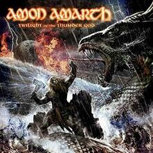 Twilight of the Thunder God (180 gr. Limited Edition + Poster) - Vinile LP di Amon Amarth