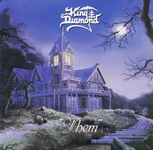 Them - Vinile LP di King Diamond