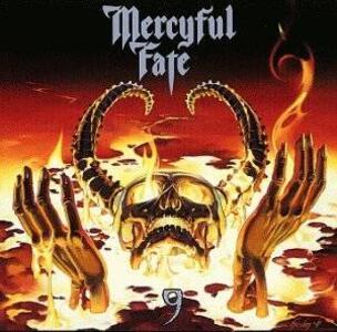 9 - Vinile LP di Mercyful Fate