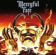 9 (Coloured Vinyl) - Vinile LP di Mercyful Fate
